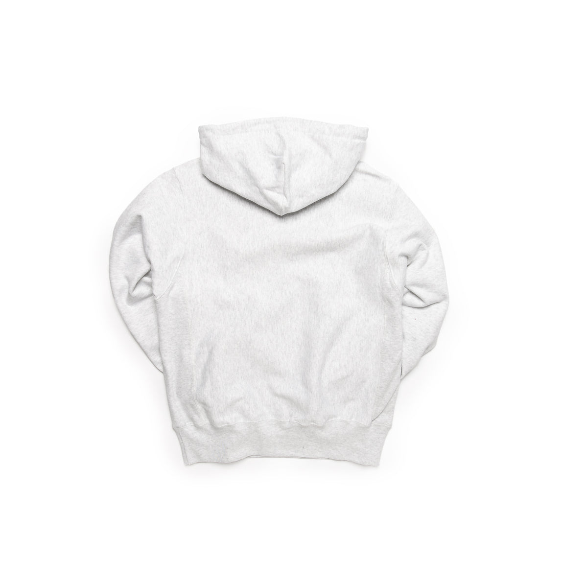 Centre Cyber Heavyweight Hoodie (Silver Grey) - Centre Cyber Heavyweight Hoodie (Silver Grey) -
