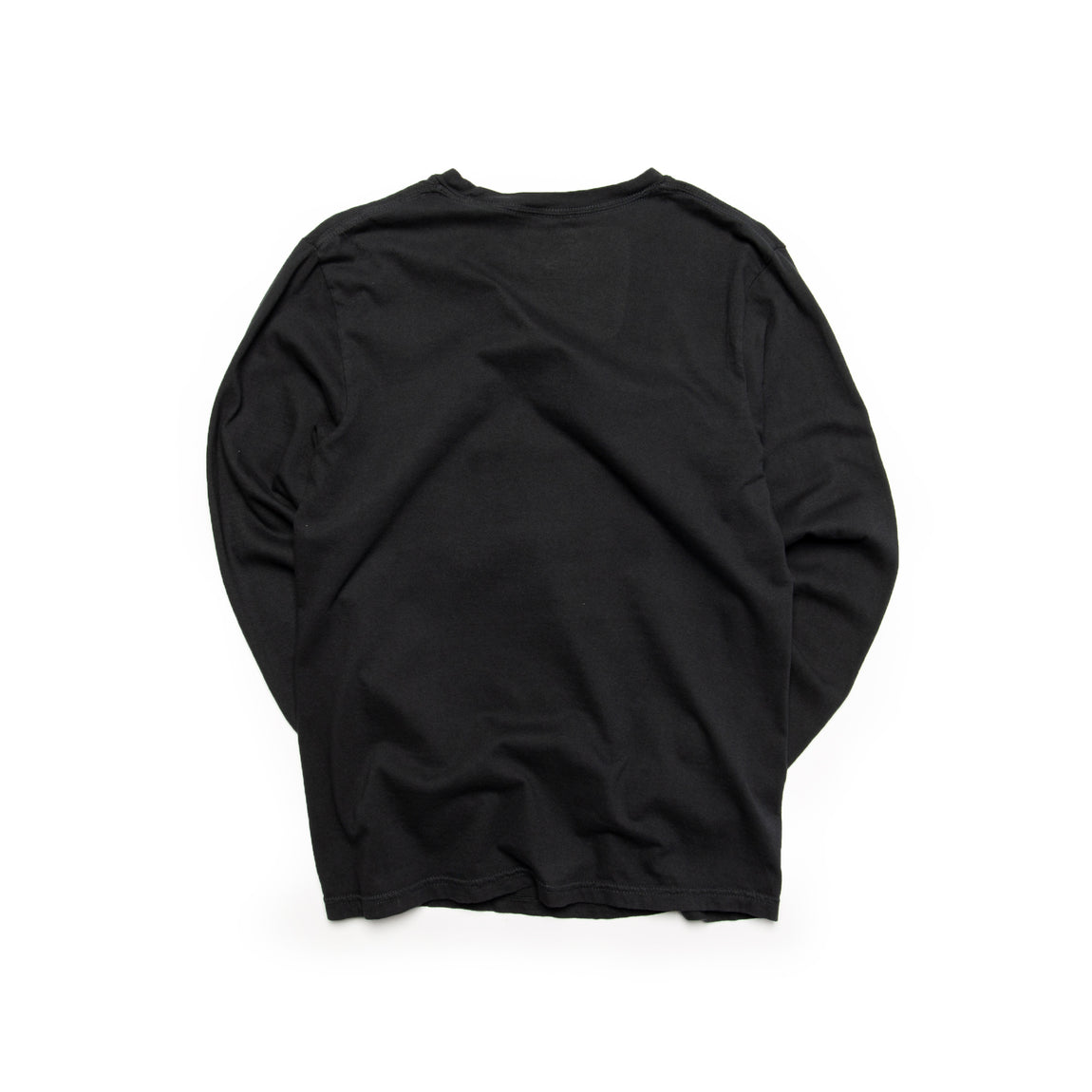 Centre Cyber Long Sleeve Tee (Black) - Centre Cyber Long Sleeve Tee (Black) -