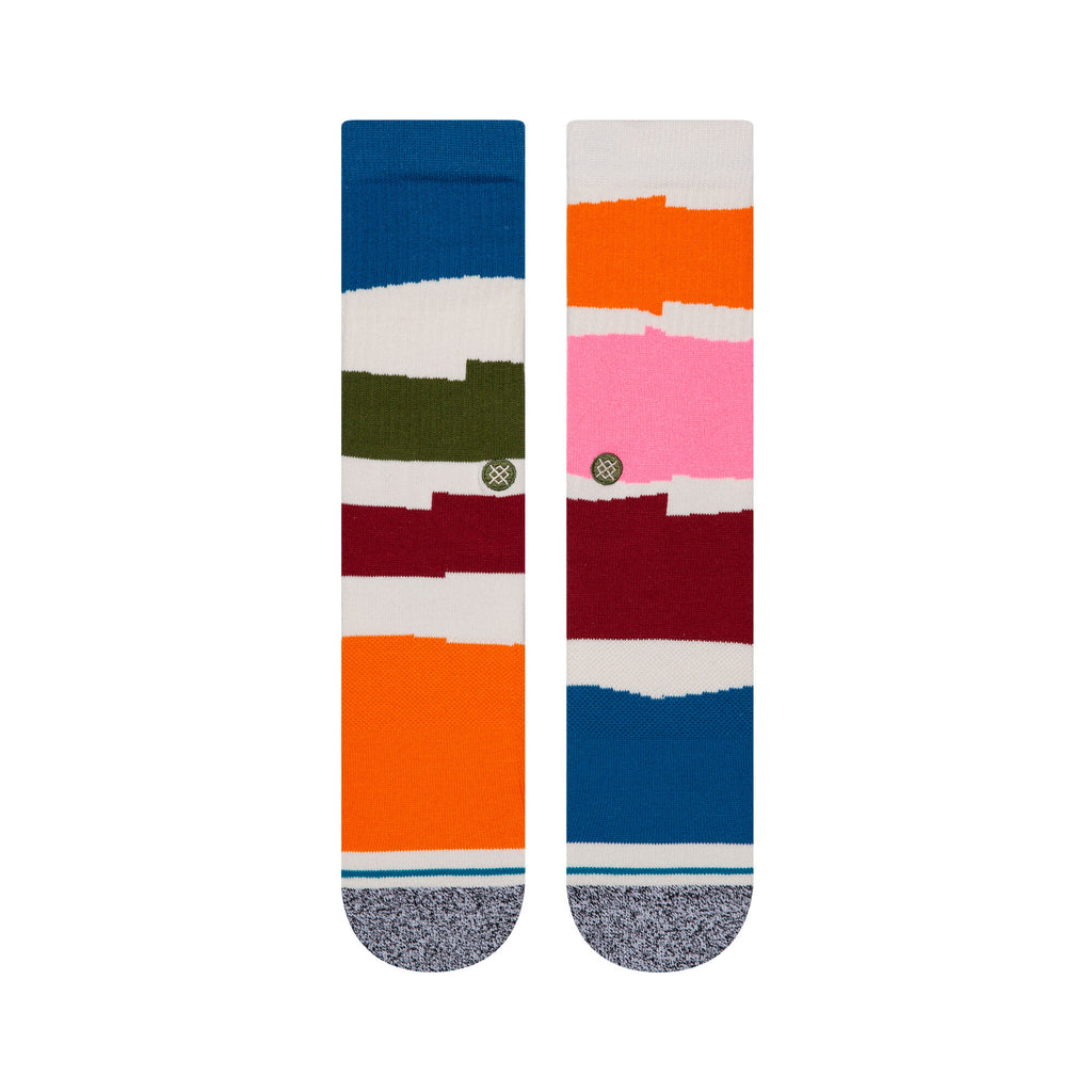 Stance Destiny Socks (Tan-Multi)