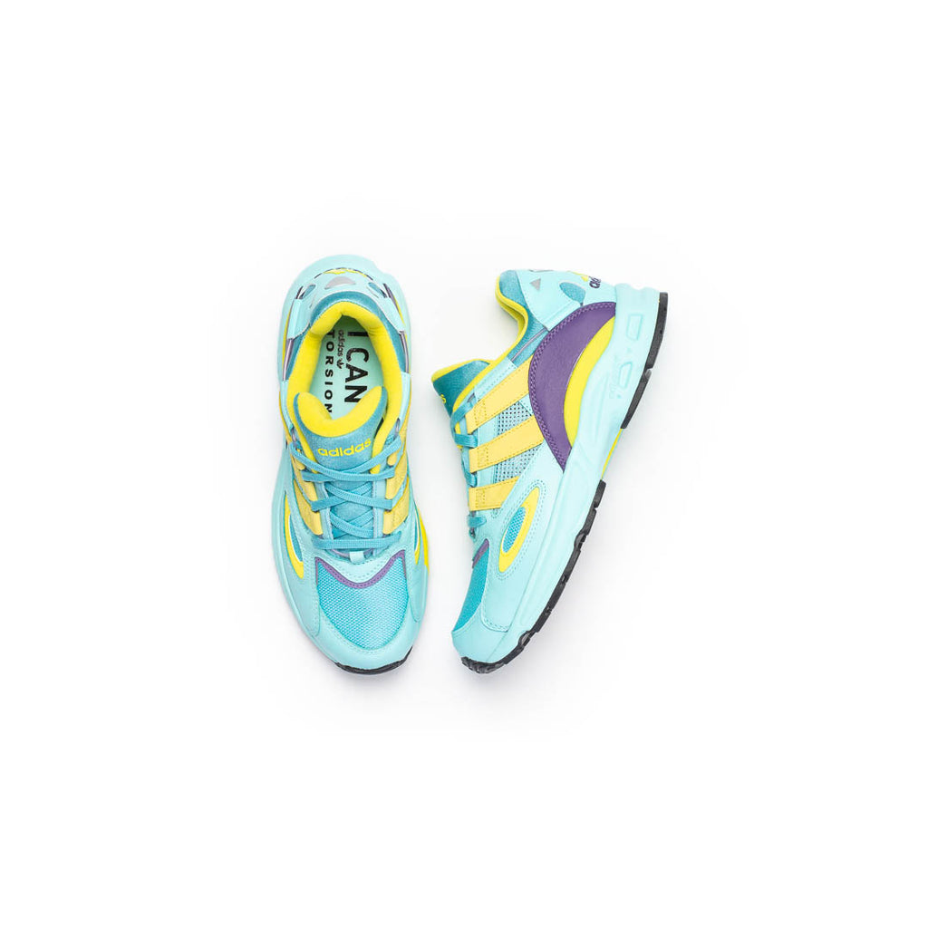 Adidas LXCON 94 (Clear Aqua/Light Aqua-Shock Yellow)