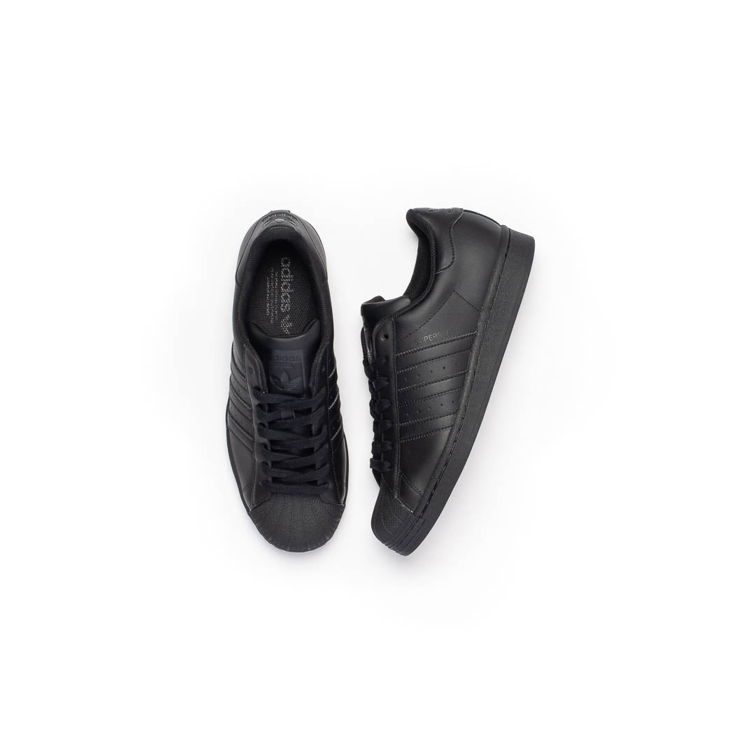 Adidas Superstar (Core Black/Core Black) - Adidas Superstar (Core Black/Core Black) -