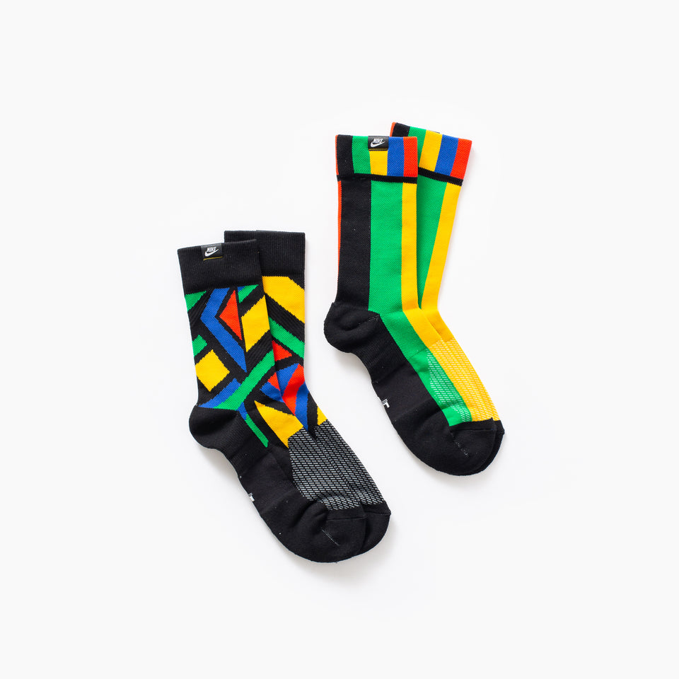 Nike Sportswear Re-Issue SNKR Sox (Multi-color) - Socks