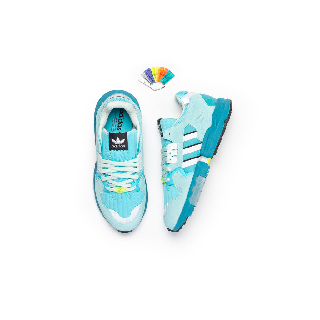 Adidas ZX Torsion (Light Aqua/Clear Aqua)