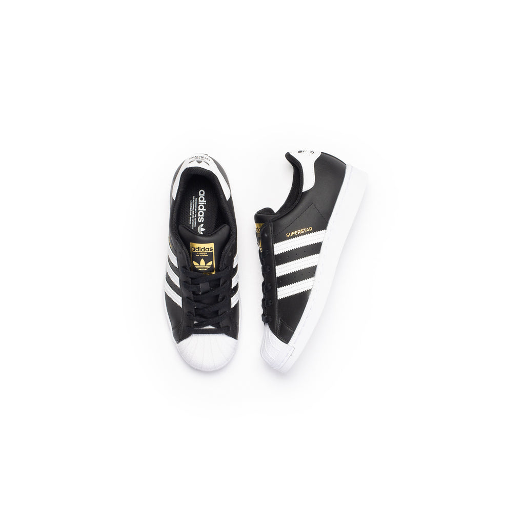 Women's Adidas Superstar (Core Black/Footwear White-Core Black)