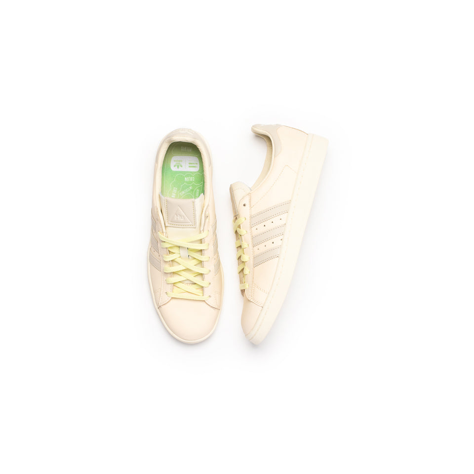 Adidas PW Campus (Citrin/Core White-Core Brown) - Adidas