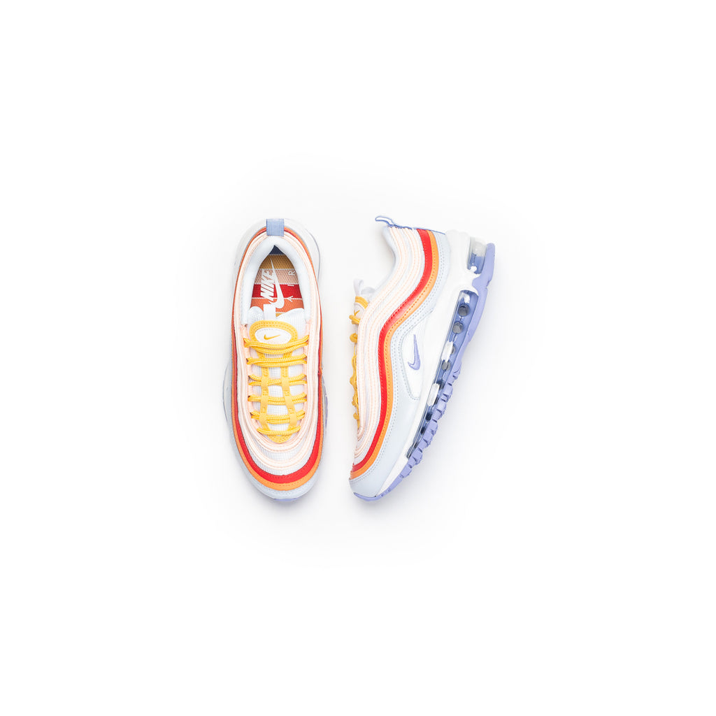 Nike Women's Air Max 97 (Football Grey/Light Thistle/White)