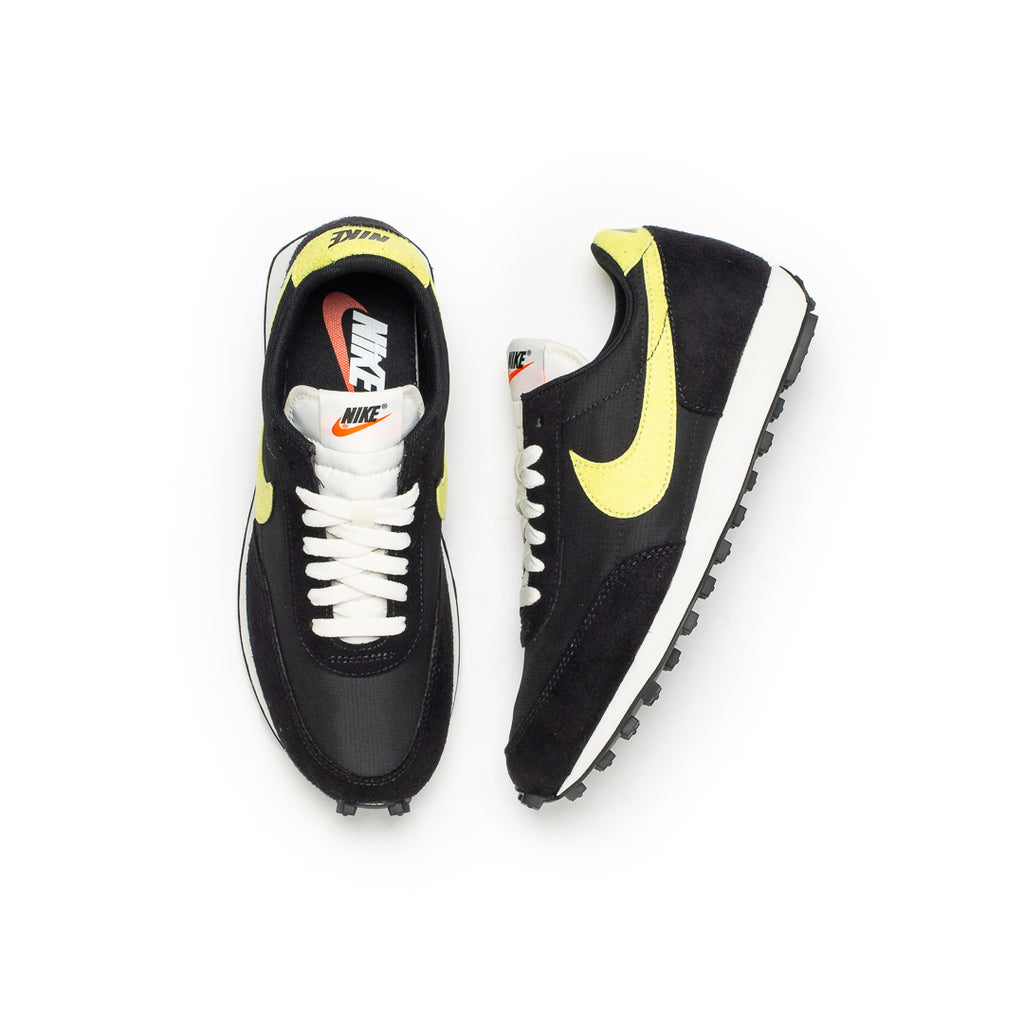 Nike Men's Daybreak SP QS (Black/Limelight/Off Noir)
