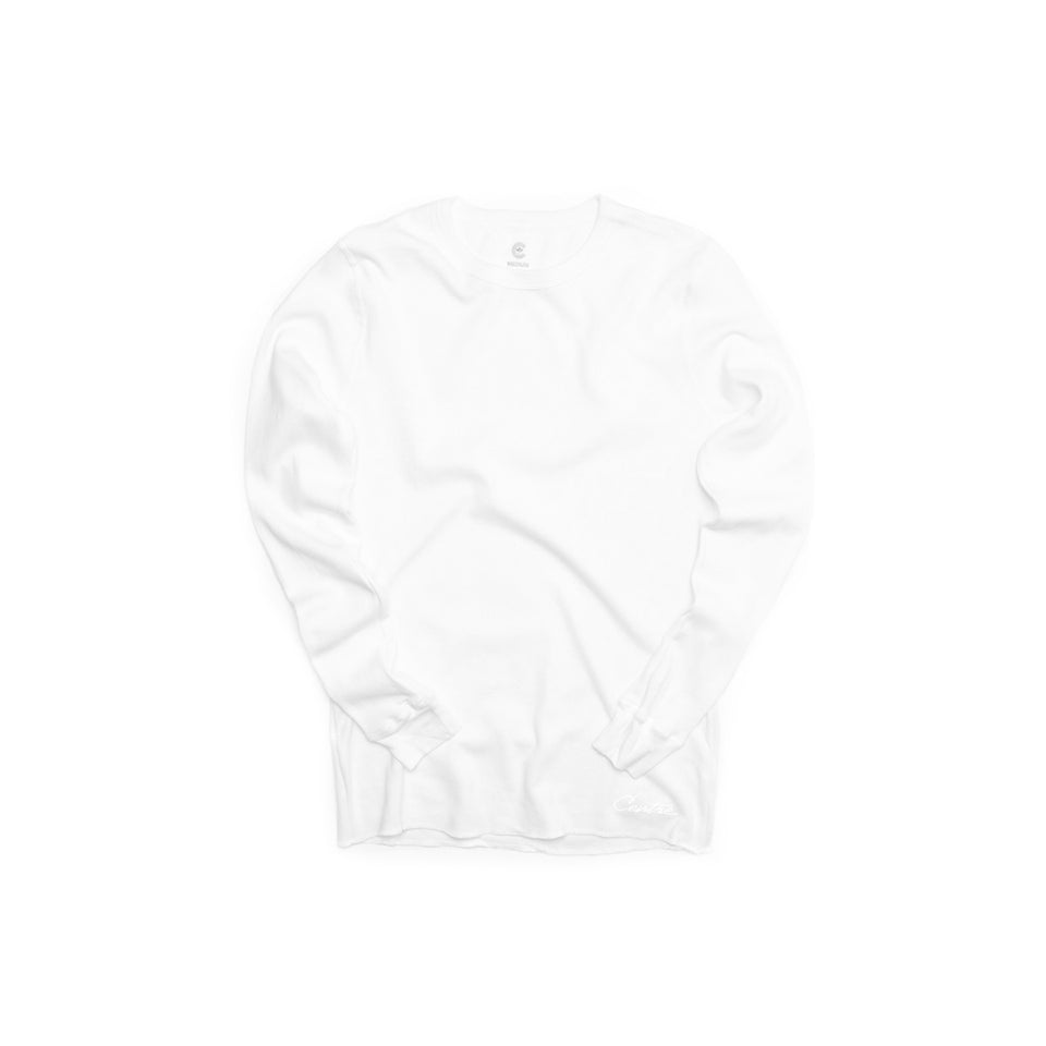 Centre Tonal Pack Thermal (White) - Centre Tops