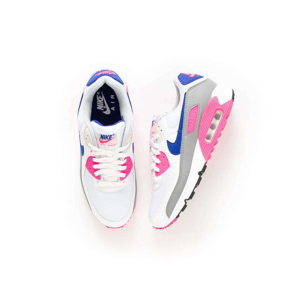 Nike Women's Air Max III (White/Vast Grey-Concord)