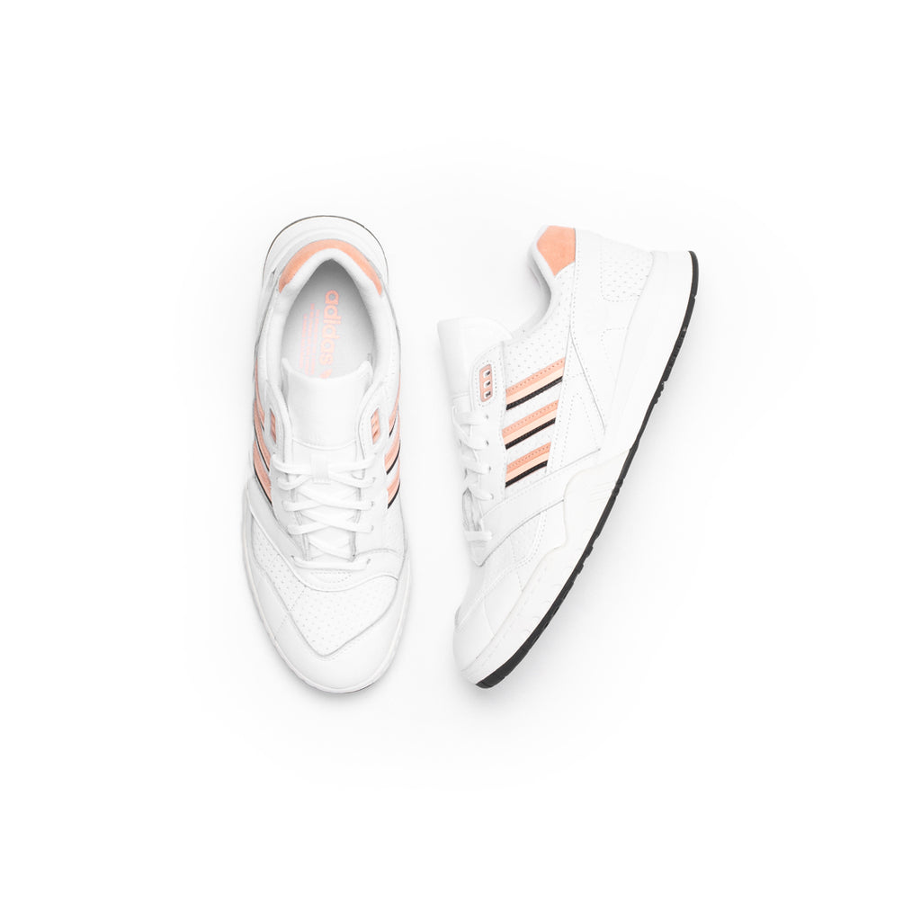Adidas A.R. Trainer (Footwear White/Glow Pink/Core Black)