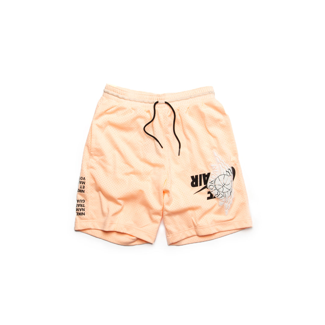 Jordan Jumpman Wings Classic Short (Crimson Tint/Black) - Jordan Jumpman Wings Classic Short (Crimson Tint/Black) -