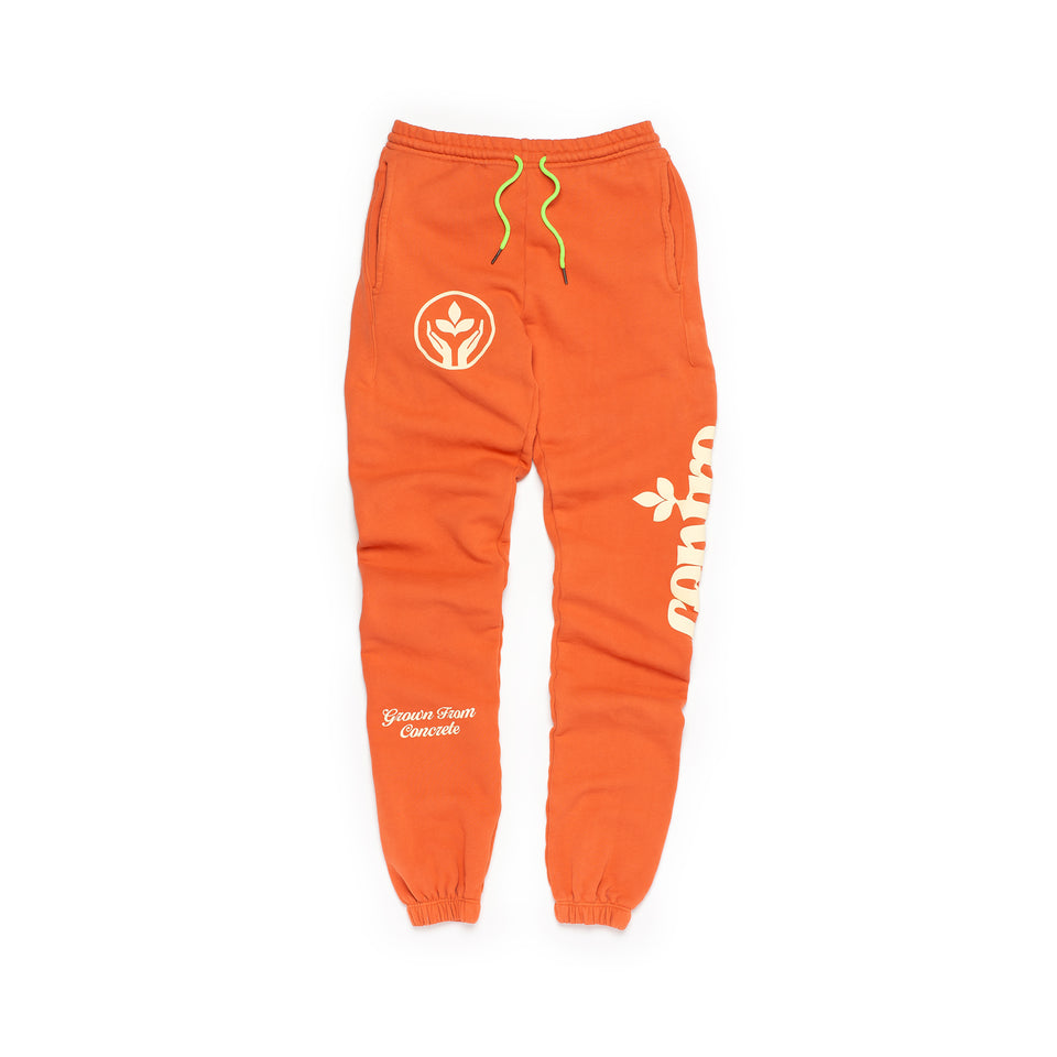 Centre Homegrown Fleece Pants (Ember) - Centre - Bottoms