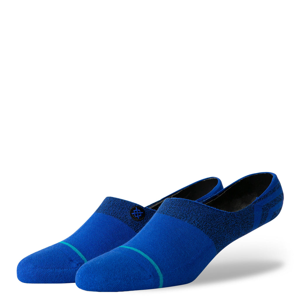 Stance Gamut 2 Invisible Socks (Cobalt Blue)