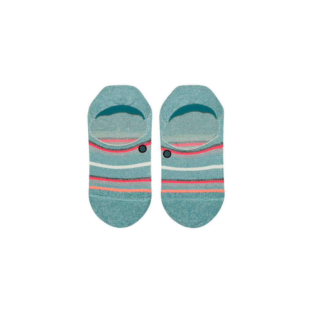 Stance Women's Gleam Tea Super Invisible 2.0 Socks (Mint/Multi)