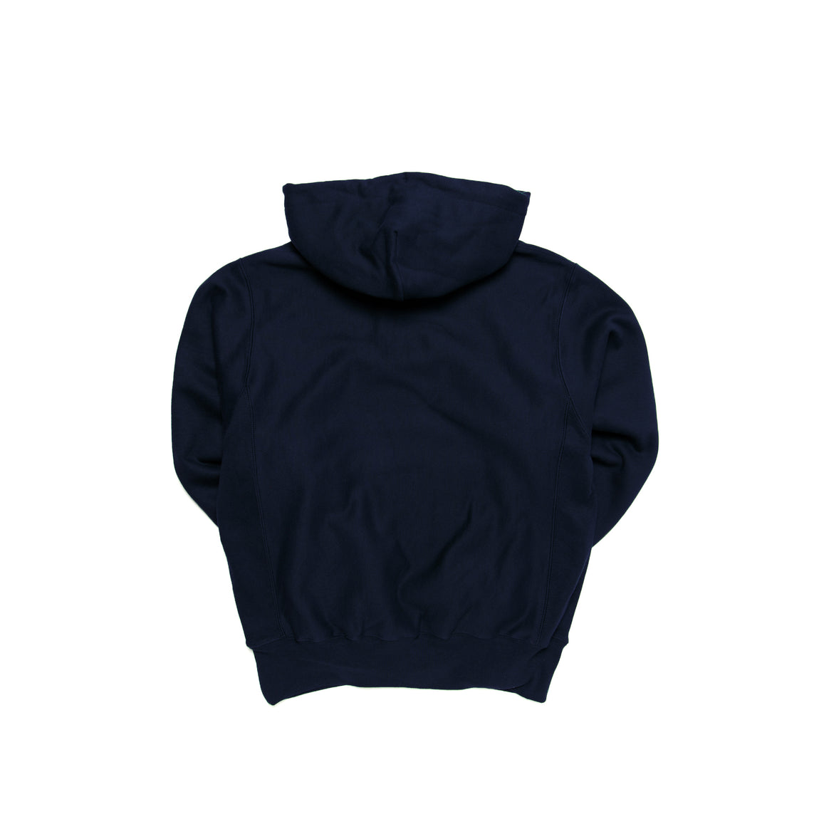 Centre Heavyweights Tonal Fleece Hoodie (Navy) - Centre Heavyweights Tonal Fleece Hoodie (Navy) -