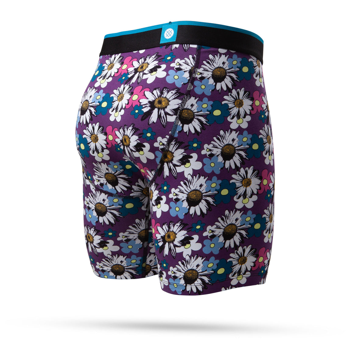 Stance Jordana Boxer Brief (Purple) - Stance Jordana Boxer Brief (Purple) -