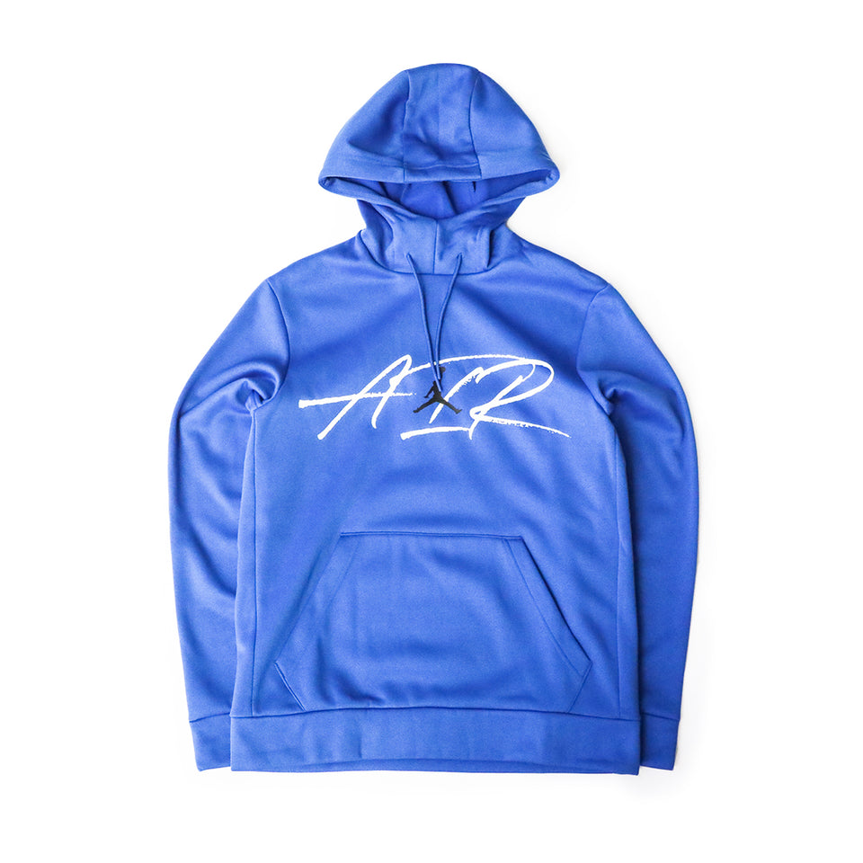 Air Jordan Therma Hoodie (Game Royal/White) - Jordan