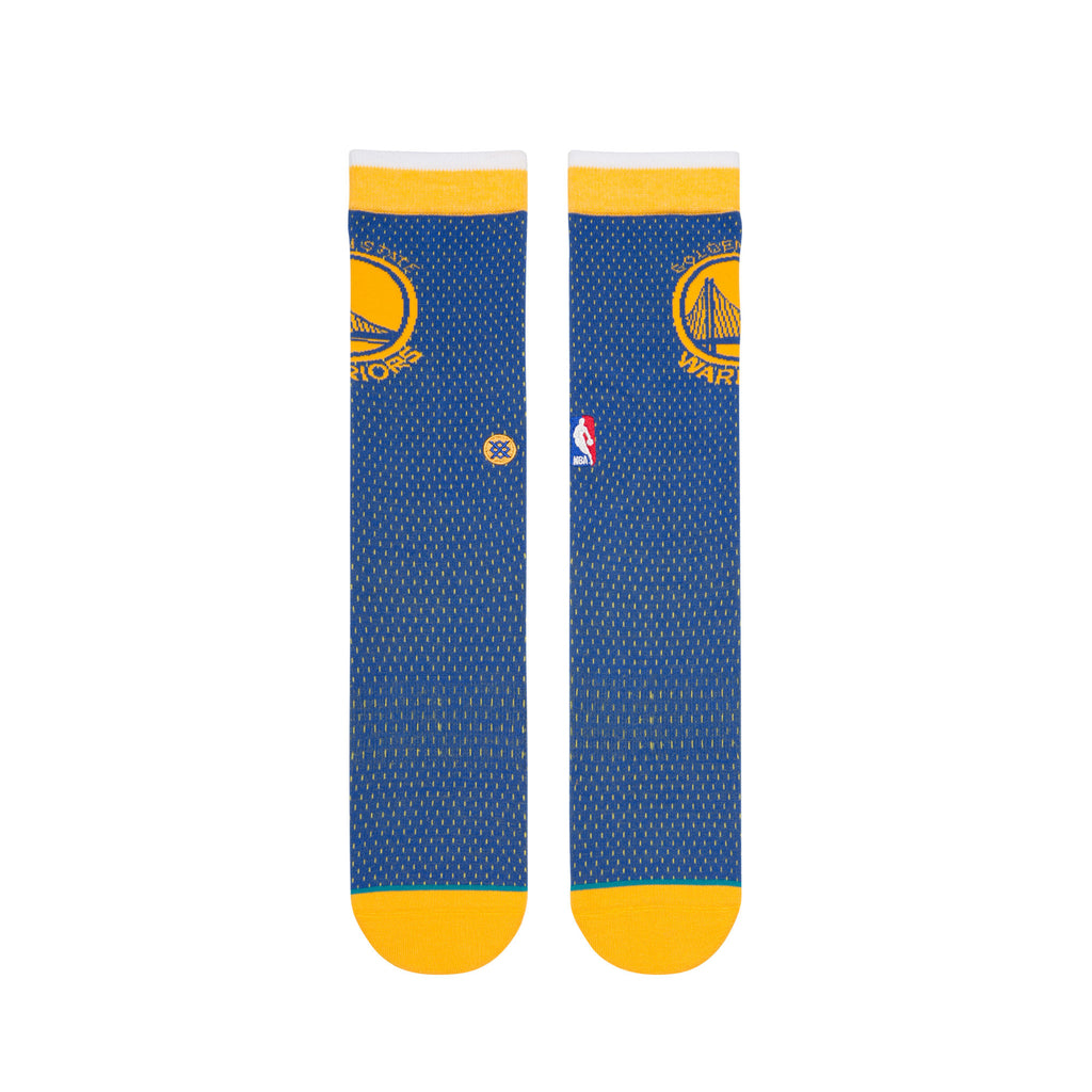 Stance Warriors Jersey Socks (Blue)