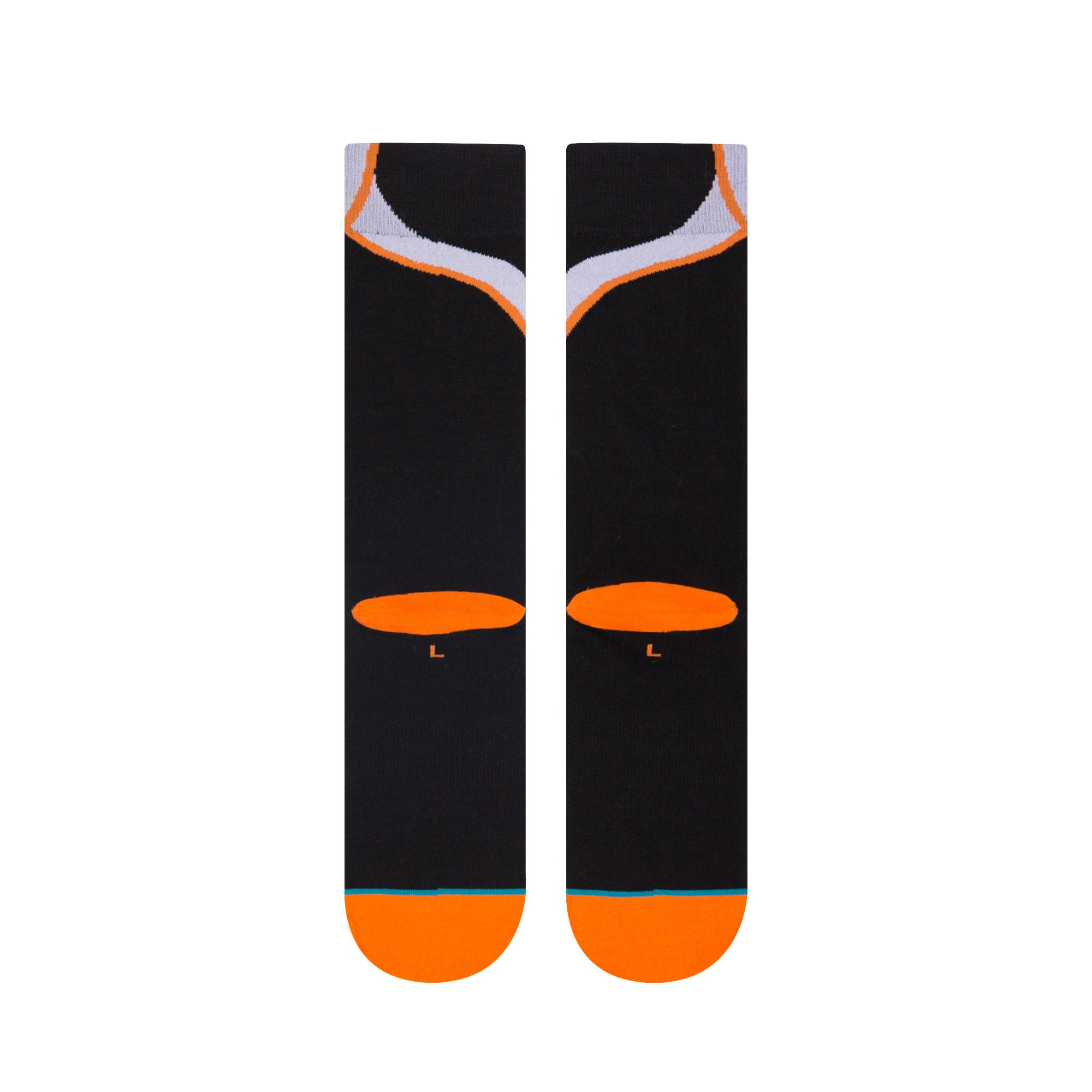 Stance Giants Road Socks 1978 (Black)