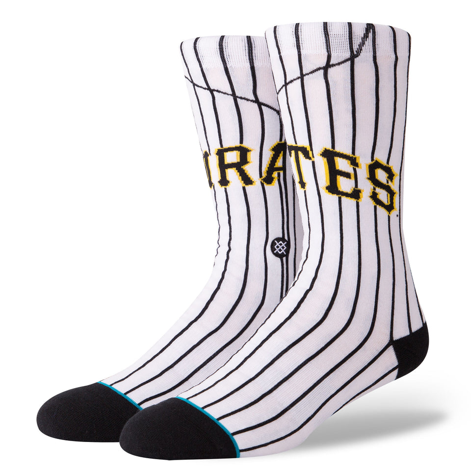Stance Pirates Home Alt 2005 Socks (White) - Accessories - Socks