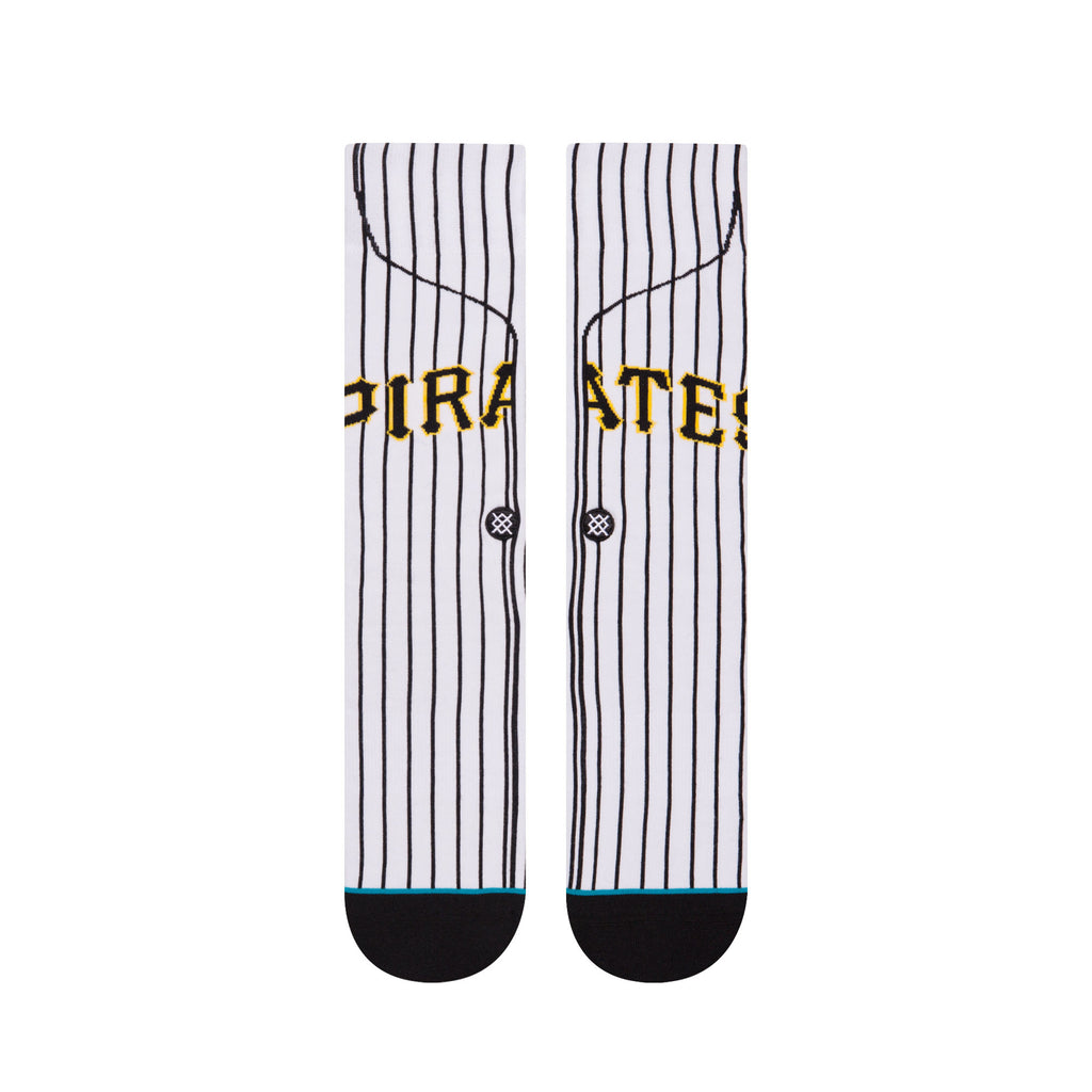 Stance Pirates Home Alt 2005 Socks (White)