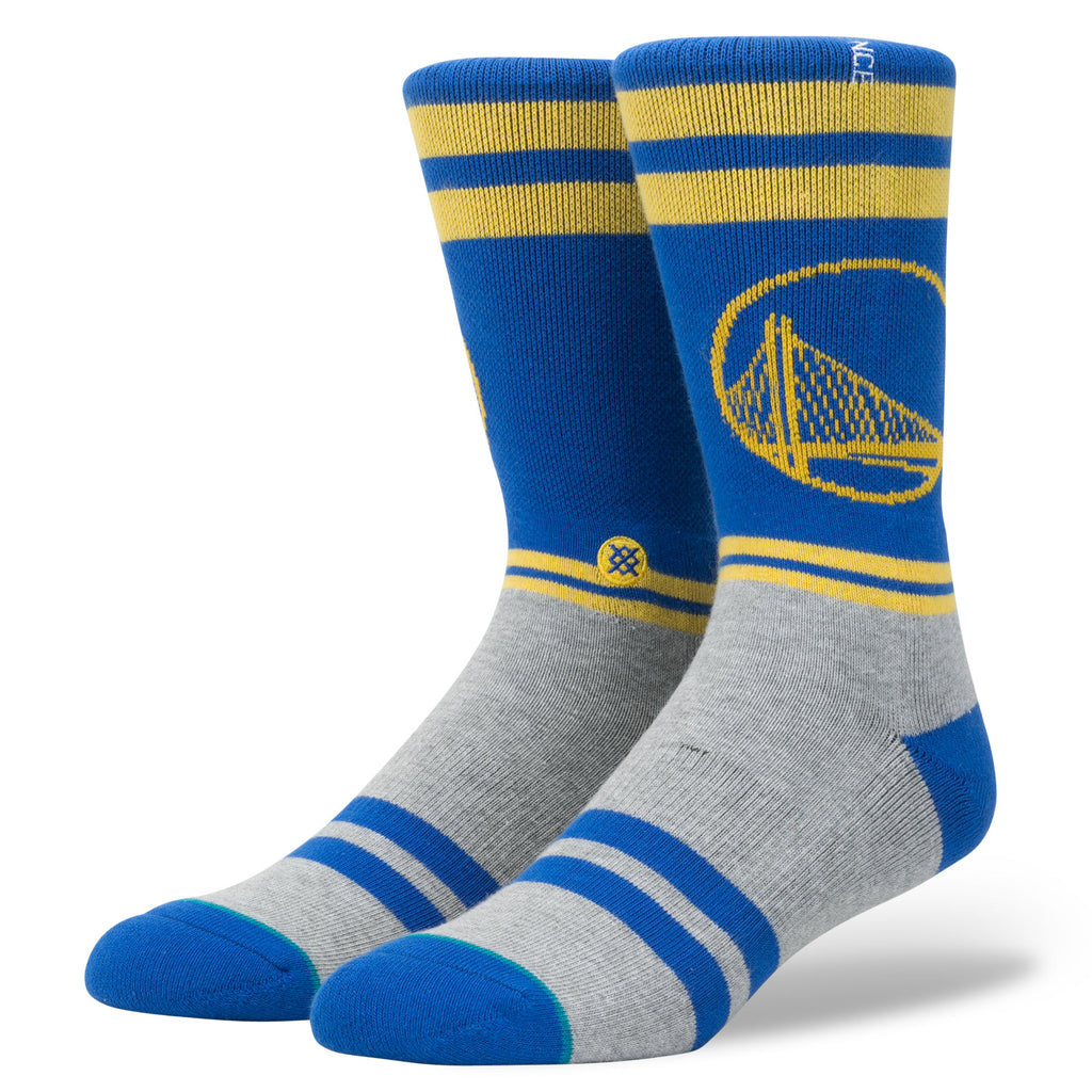 Stance City Gym Warriors Socks (Blue)