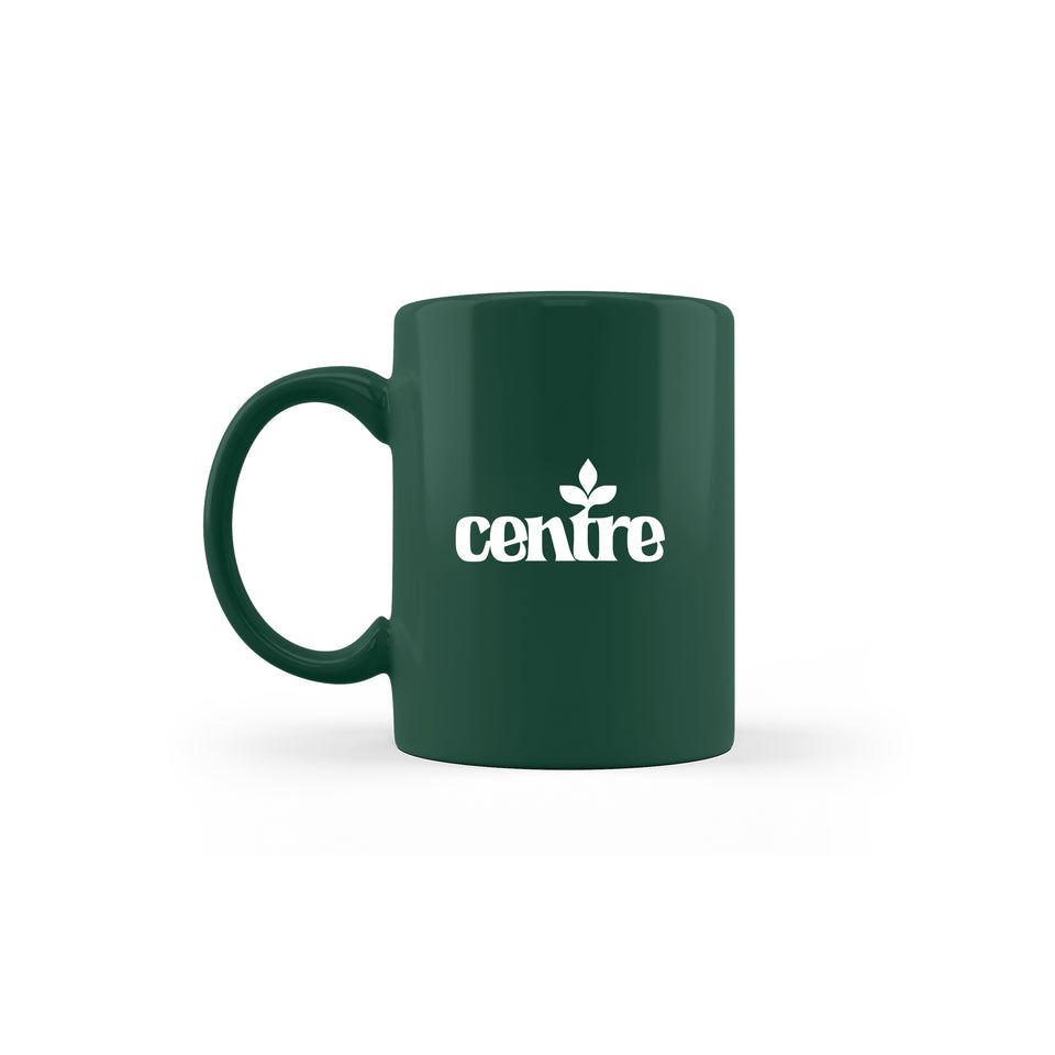 Centre Homegrown Mug (Dark Green) - Centre - Accessories