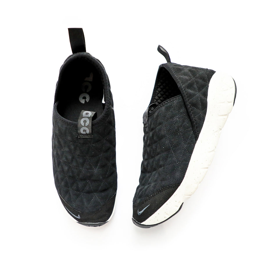 Nike ACG Moc 3.0 Leather (Black/Anthracite) - giftcard
