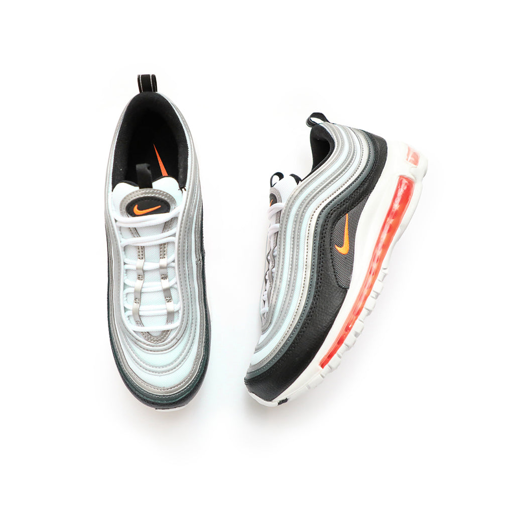 Nike Air Max 97 (White/Total Orange-Black)