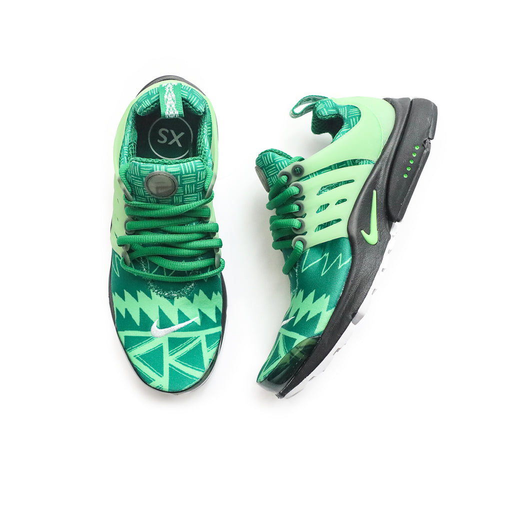 Nike Air Presto (Pine Green/Green Strike/Black-White) 9/28