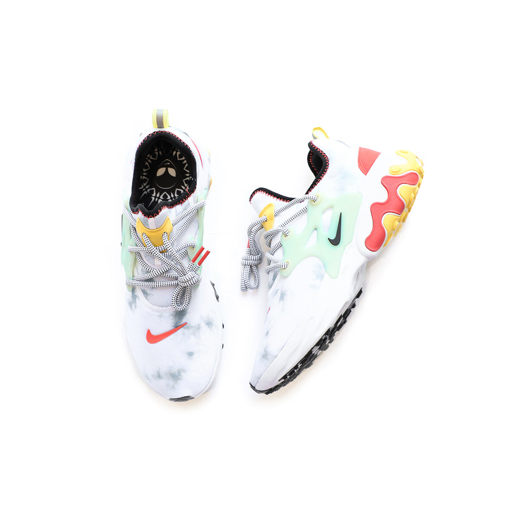 Nike React Presto (Multicolor/Black/Pistachio Frost-White)