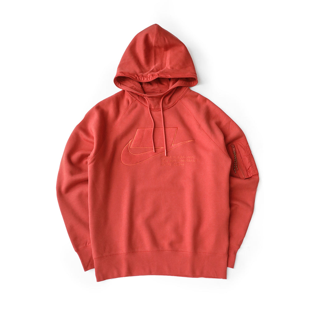 Nike Sportswear NSW Hoodie (Mantra Orange)