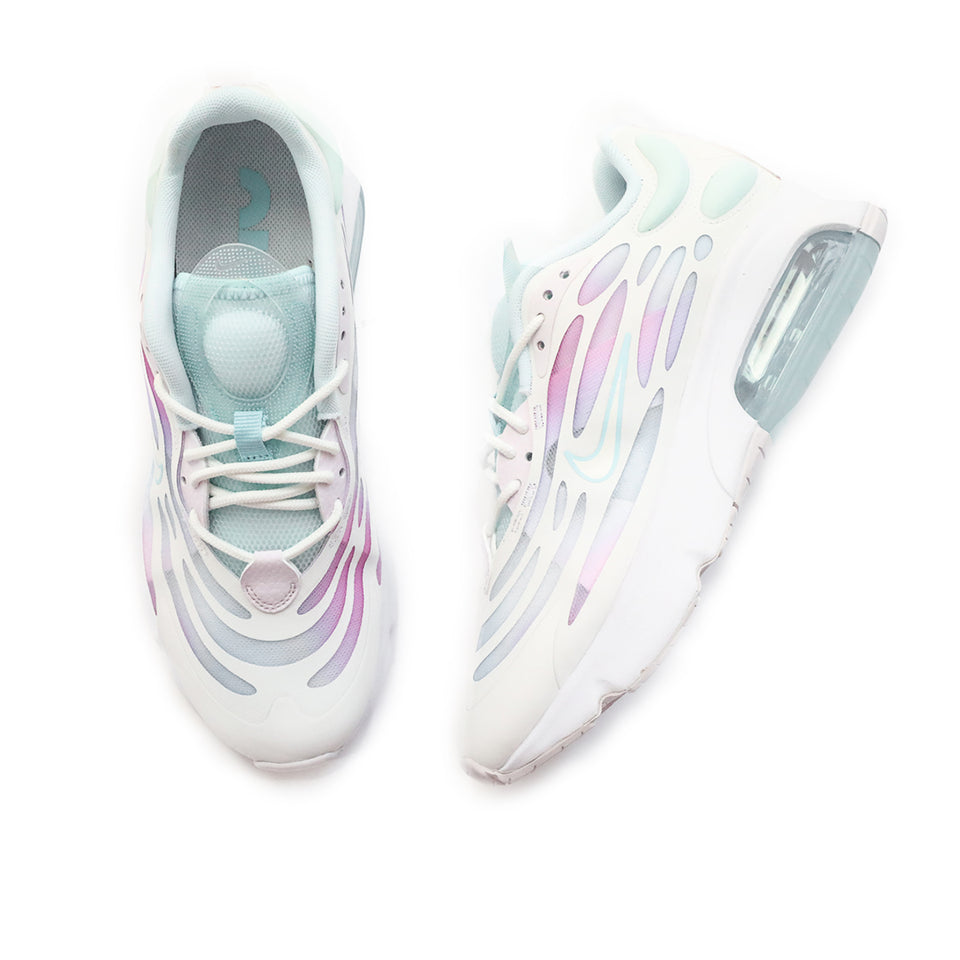 Nike Women's Exosense SE (Summit White/Sail-Bleached Aqua) - Women