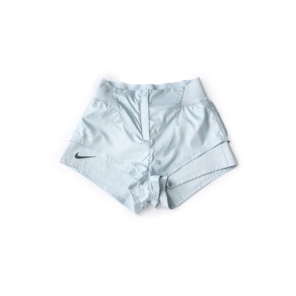 Nike Women's City Ready Shorts (Aura/Reflective Black)