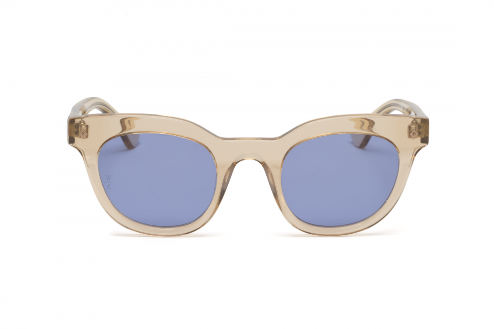 Wonderland Perris Sunglasses (Beach Glass/Blue)