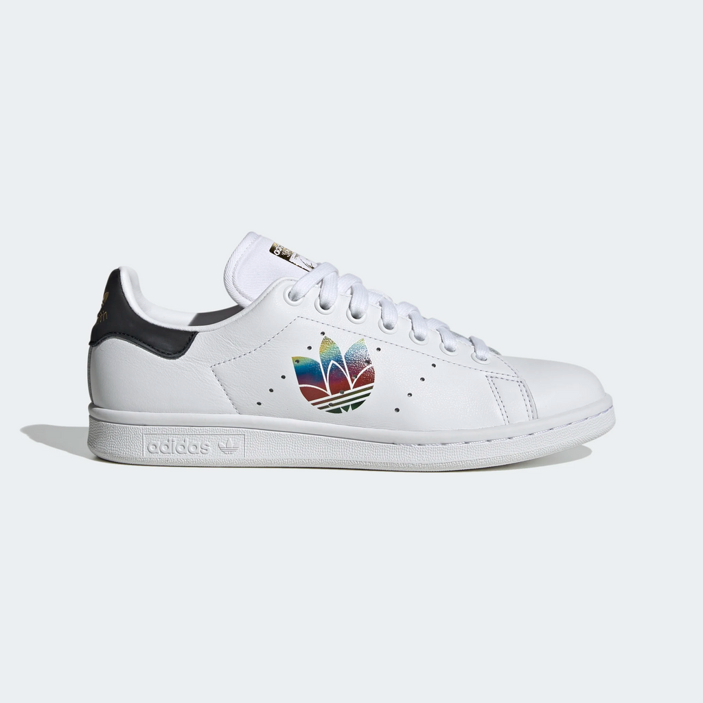Adidas Women's Stan Smith (White/Black/Gold)