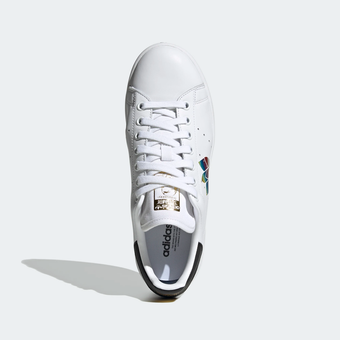 Adidas Women's Stan Smith (White/Black/Gold) - Adidas Women's Stan Smith (White/Black/Gold) -