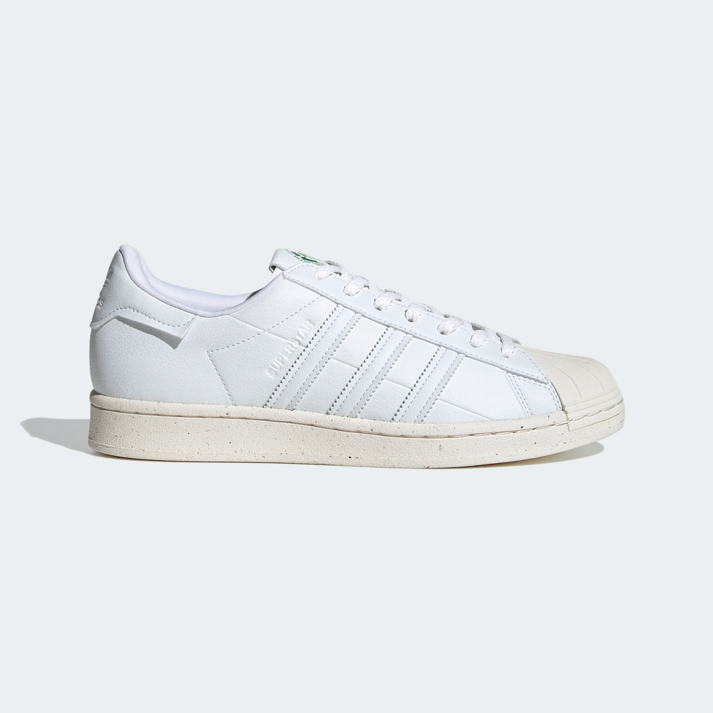 Adidas Superstar (White/Off White/Green)