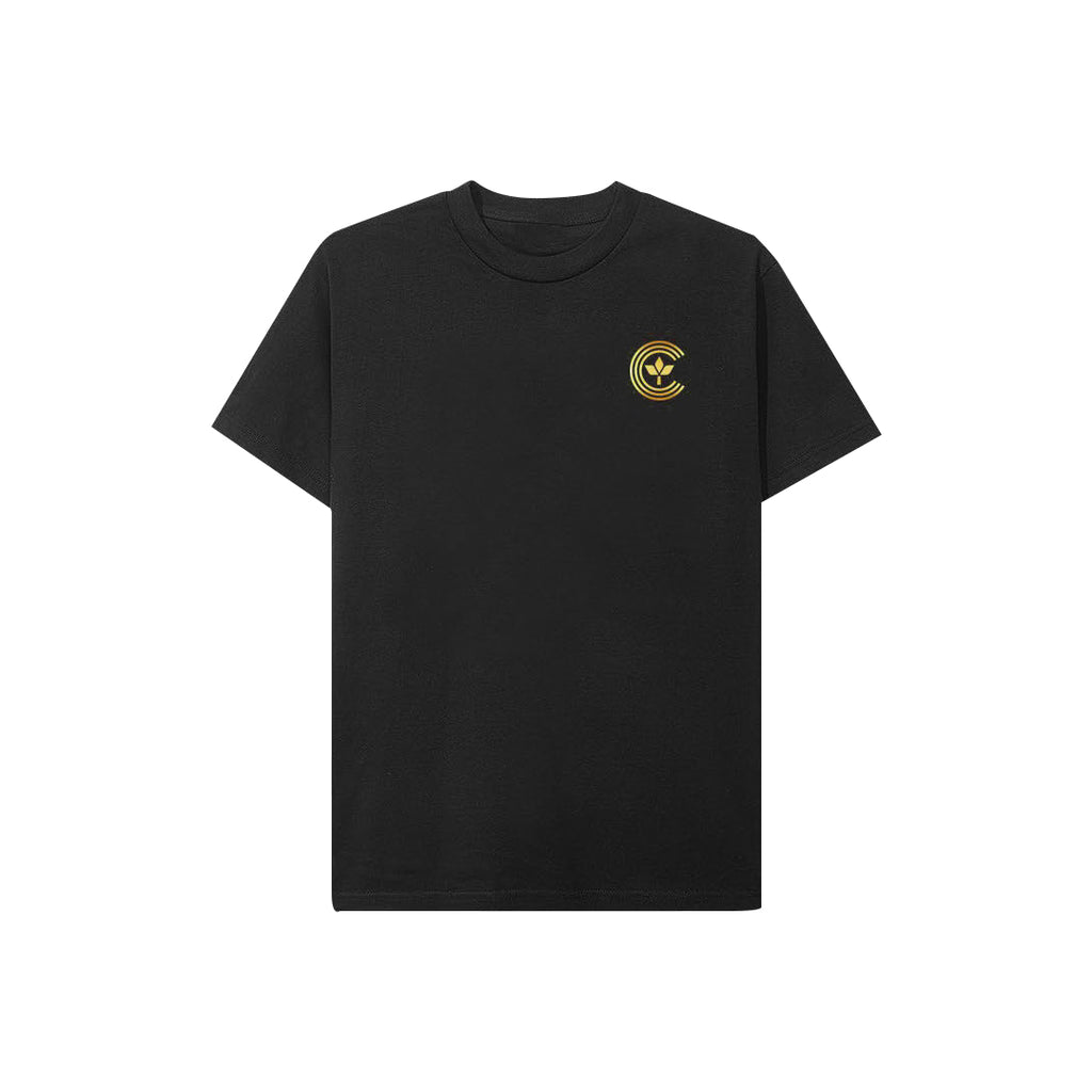 Centre Summer Games 817 Torch Tee (Black)