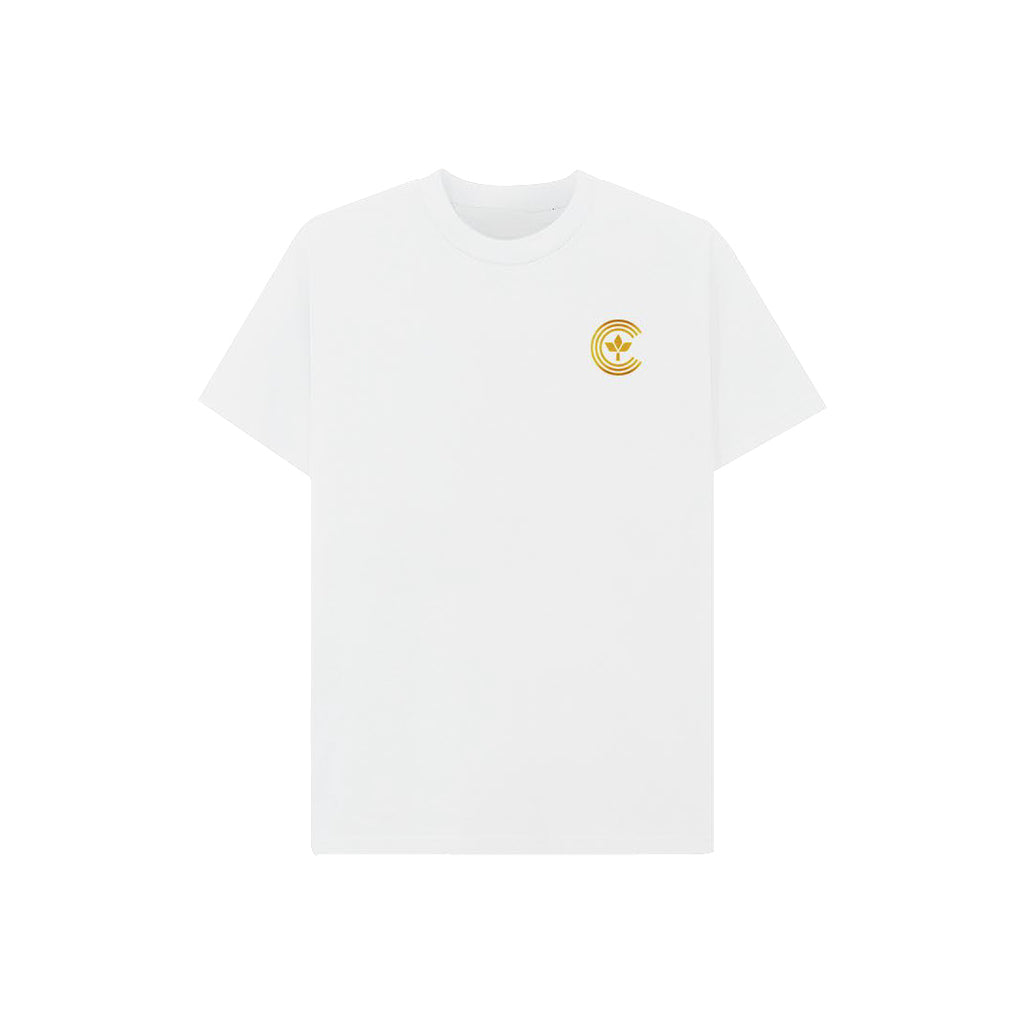 Centre Summer Games 817 Torch Tee (White)