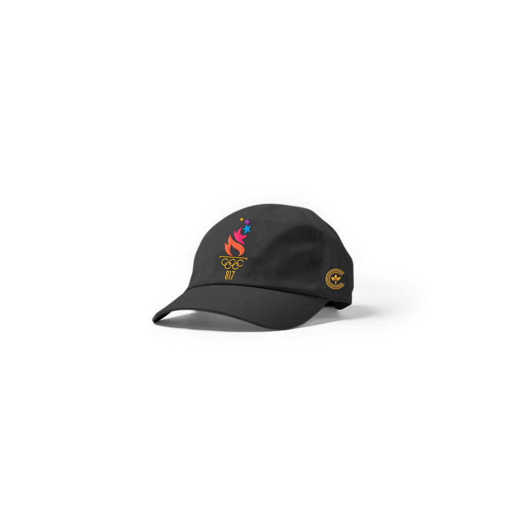 Centre Summer Games 817 Torch Hat (Black)