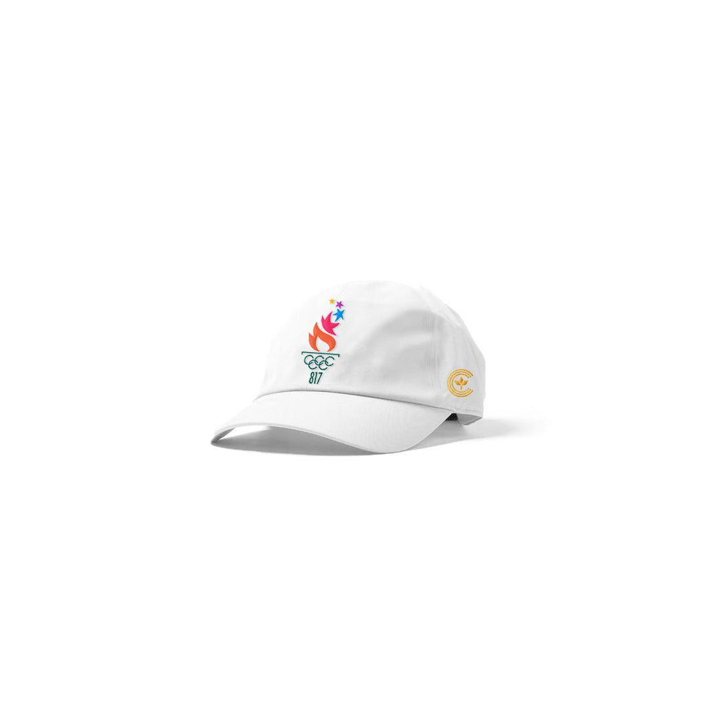 Centre Summer Games 817 Torch Hat (White)