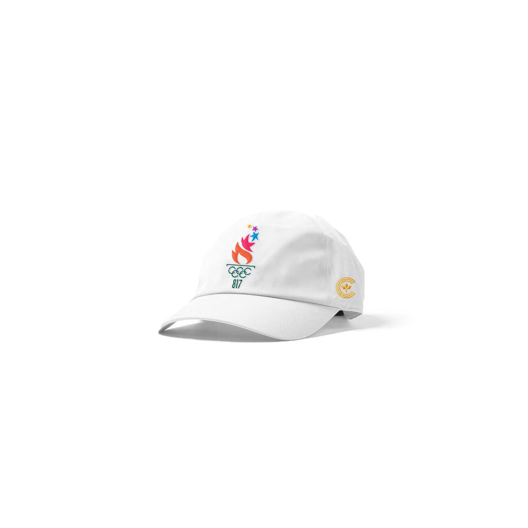 Centre Summer Games 817 Torch Hat (White) - Centre Summer Games 817 Torch Hat (White) -