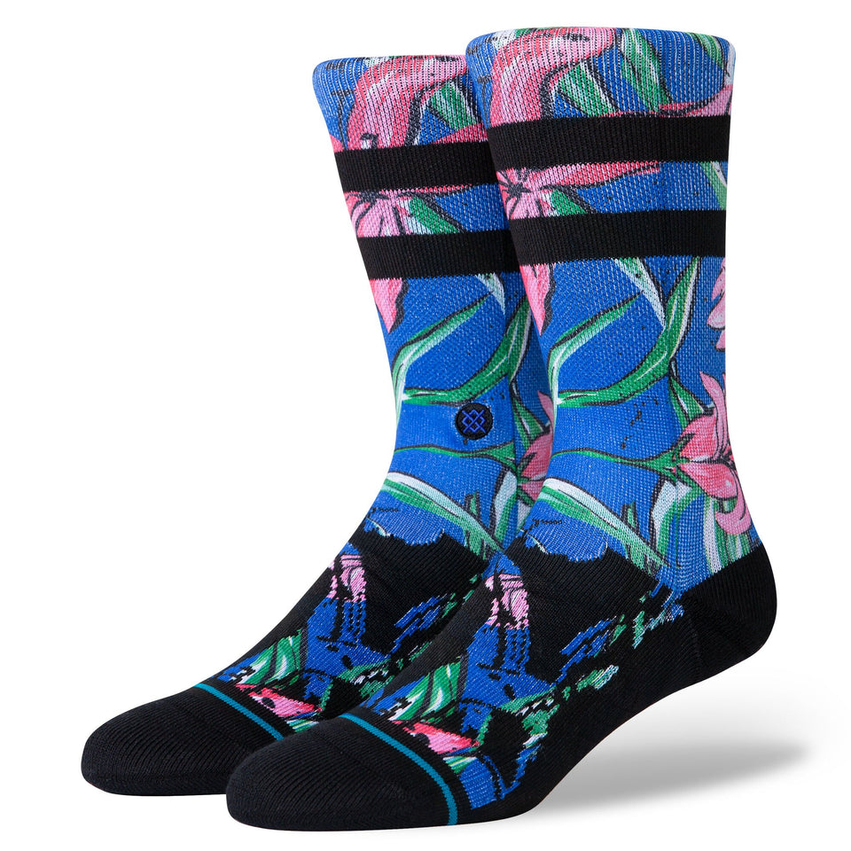 Stance Waipoua ST Crew (Blue) - Accessories - Socks