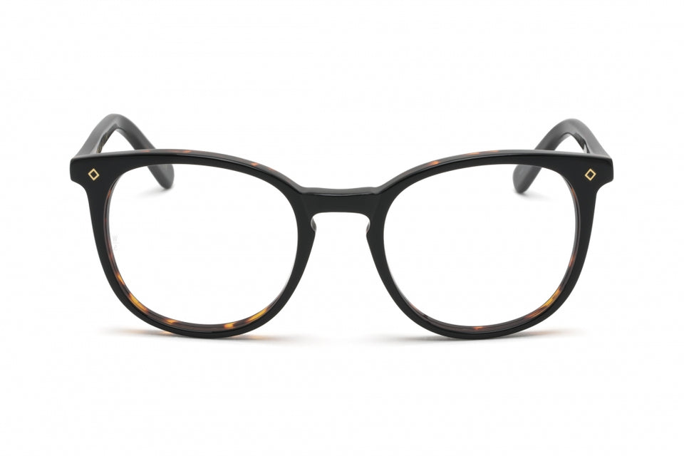 Wonderland Barstow Frames (Dark Tortoise/Clear) - Accessories - Eyewear