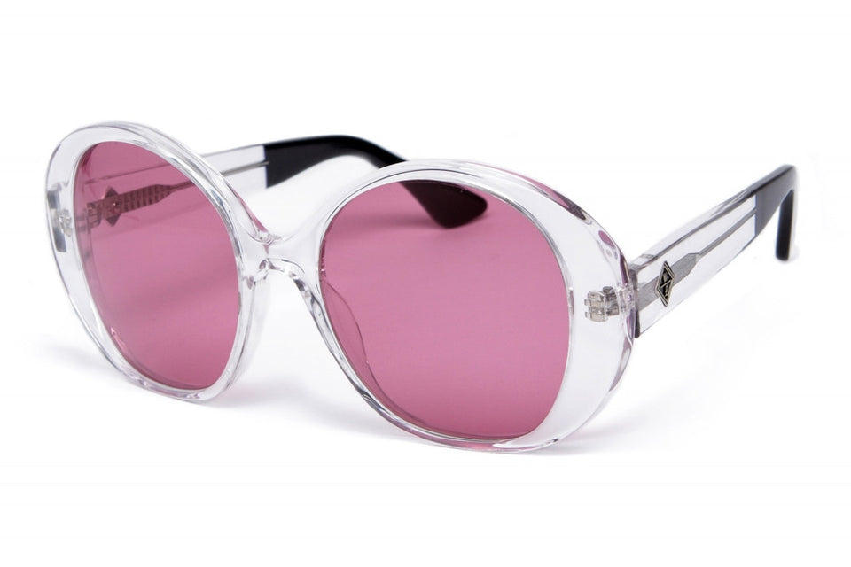 Wonderland Sun City (Clear/Pink Rose CZ) - Accessories - Eyewear