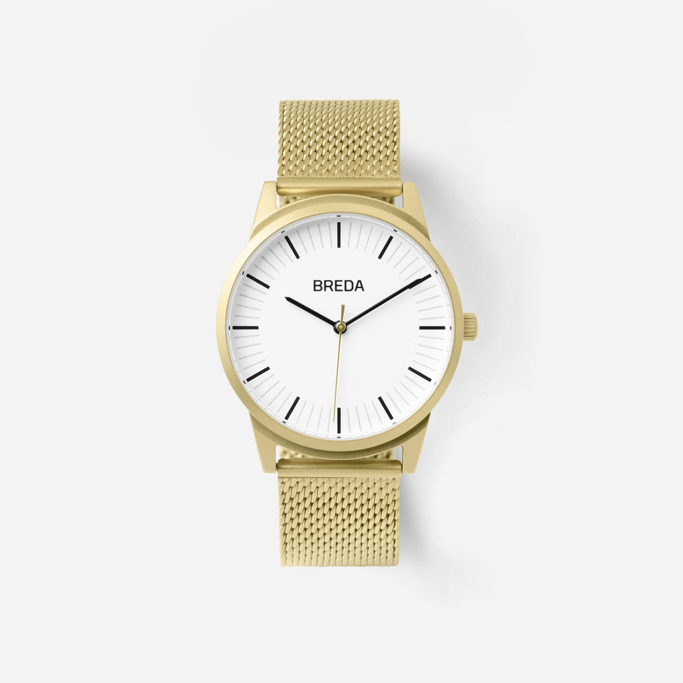 Breda Bresson Watch (Gold) - Accessories - Lifestyle