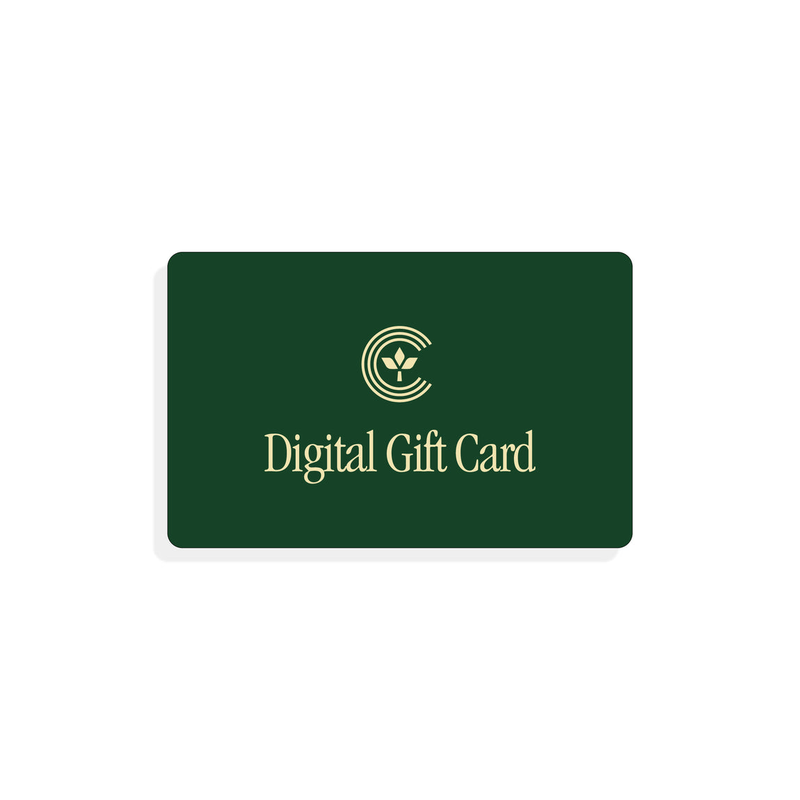 Centre Digital Gift Card - Centre Digital Gift Card -