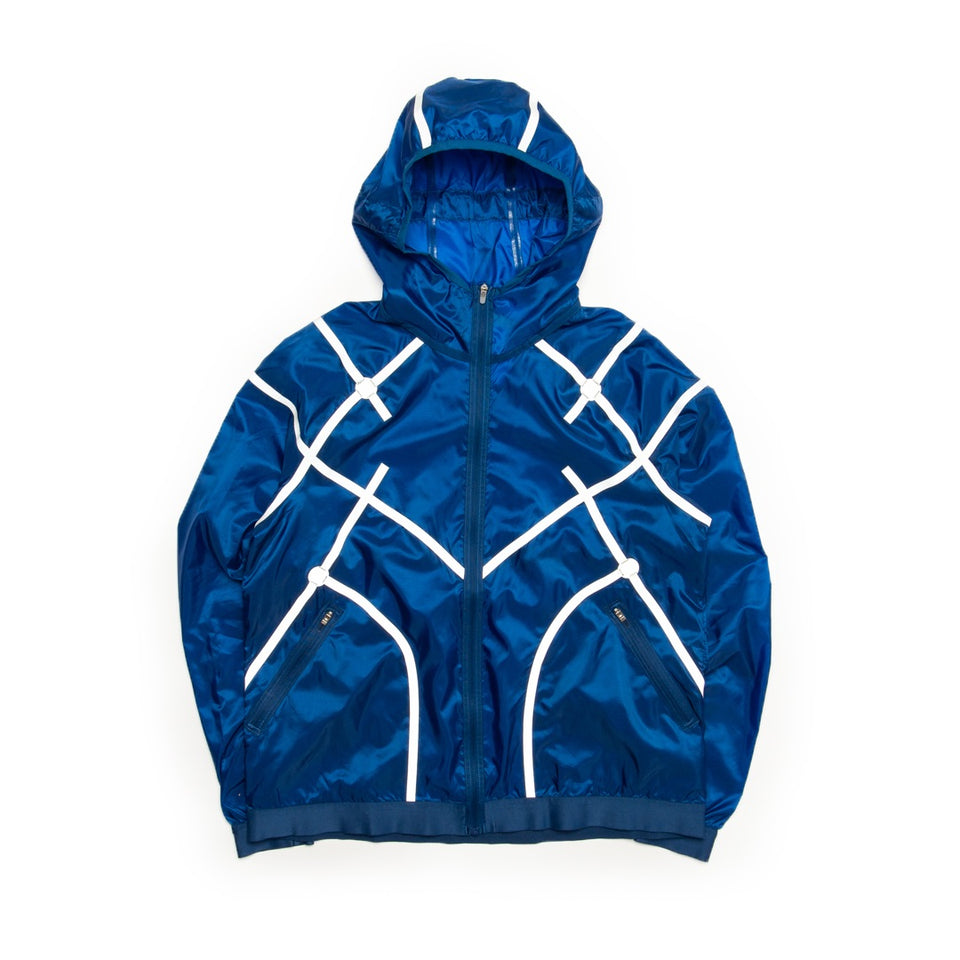 Nike Women's City Ready Jacket (Coastal Blue/Reflect Black) - Women's - Jackets & Outerwear