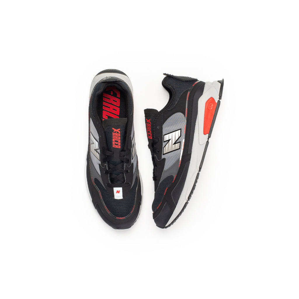 New Balance X-Racer (Black/Grey-Red)